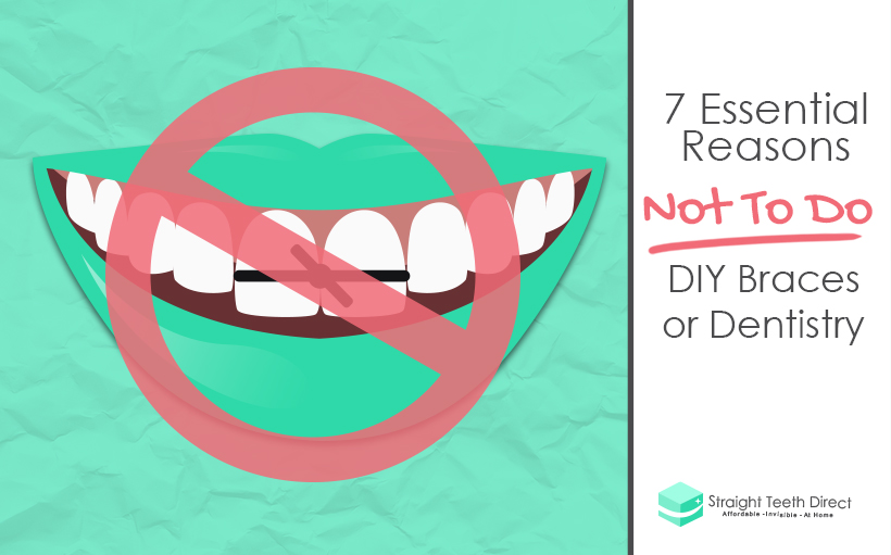 7 essential reasons not to do diy braces or dentistry solutioingenieria Images