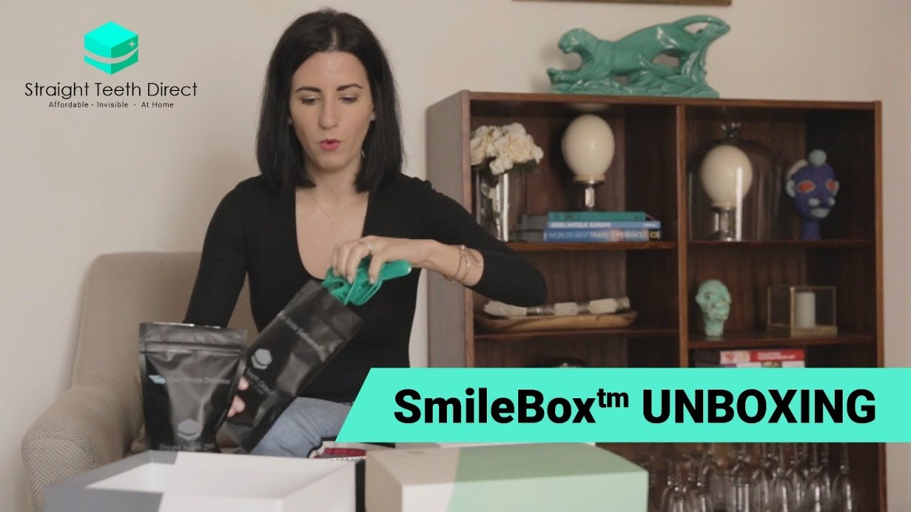teeth impression kit unboxing